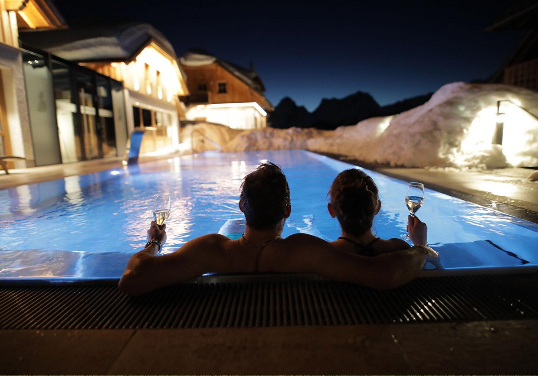 baumschlagerberg, outdoor, wellness, urlaub, vorderstoder, aussenpool, pool, alm